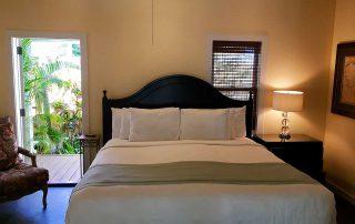 Douglas House Key West Bismark Palm King Suite