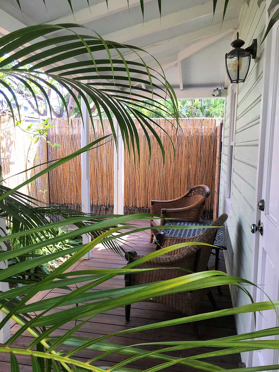King Suite - Bismark Palm