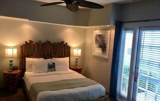 Douglas House Key West queen palm room